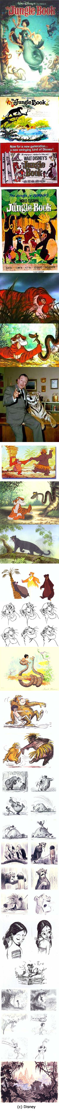 Mogli - O Menino Lobo (The Jungle Book - 1967)