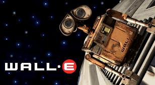 "Novo trailer de ""Wall-E"" em ""A Lenda do Tesouro Perdido"""